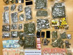Mutmaßlicher Rauschgifthändler in Untersuchungshaft