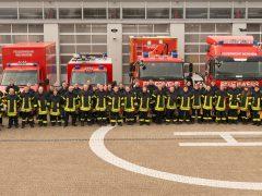 Tag der offenen Tür bei der Feuerwehr Weinheim