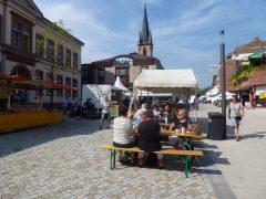 Viernheimer Spezialitätenmarkt mit Fischerfest