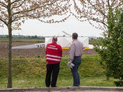 Motorsegler abgestürzt – Pilot tot
