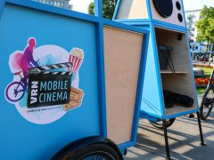 VRN Mobile Cinema am 28. Juli