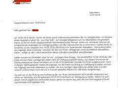 """Massive Vorwürfe gegen rnv GmbH wegen eines angeblichen """"Neonazi-Skandals"""""""