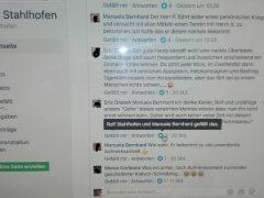 """""""Dieser ungepflegte, meist nach Schweiß riechende """"Chefredakteur"""" – die """"Wahrheit"""" über Rolf Stahlhofen"""