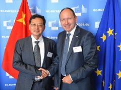 Europäische Union unterstützt China-Aktivitäten der Stadt Mannheim