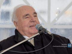 Gedenken an Helmut Kohl