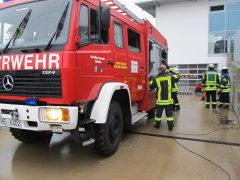 Explodierter Handy-Akku löst Feuerwehr-Einsatz aus