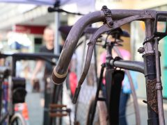 Happy Birthday, liebes Fahrrad!