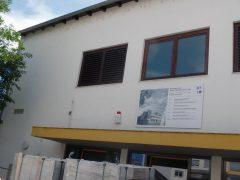 Rückbau des ehemaligen Postgebäudes hat bereits begonnen