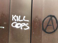 Die gewaltbereite Linke zeigt ihre Fratze