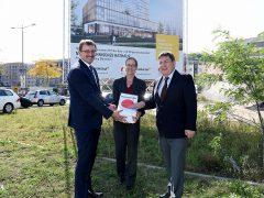 Baugenehmigung für das Neue Technische Rathaus wird erteilt