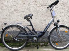 Eigentümer von geklautem Fahrrad gesucht