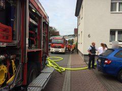 Küchenbrand in der Theodor-Körner-Straße