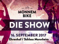 Monnem Bike – Die Show: Großes Spektakel zum Ende des Festjahres