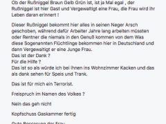 Beleidigungen, Fäkalsprache, Hetze, Rassismus, knallharter Antisemitismus – willkommen auf Facebook bei einer Lokalzeitung