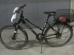 Festnahme nach Fahrraddiebstahl