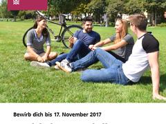 Jugendgemeinderatswahl 2017 in Heidelberg: Jetzt kandidieren