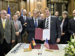 Heidelberg und Palo Alto schließen Vertrag zur Städtepartnerschaft