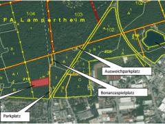 Viernheimer Waldverjüngung wird 2018 fortgesetzt