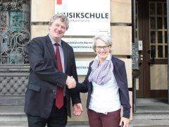 Neuer Leiter der Musikschule Mannheim