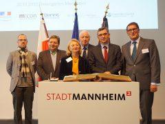 Botschafter der Republik Polen zu Gast in Mannheim