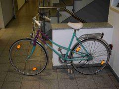 Mutmaßliche Fahrraddiebe vorläufig festgenommen