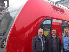 WLAN und Barrierefreiheit in Regionalzügen