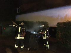 Brandeinsätze in Rippenweier und Lützelsachsen