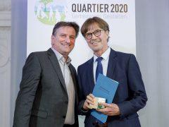 Auszeichnung für Konzept zur seniorengerechten Quartiersentwicklung