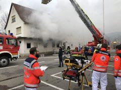Feuerwehr Weinheim rettet vier Menschenleben