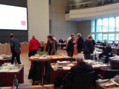 Doppelhaushalt mit je rund 1,5 Milliarden Euro beschlossen