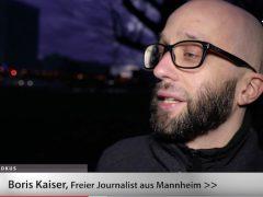 """Mannheim im Fokus von AfD-""""Journalisten"""""""