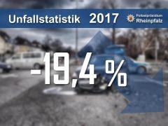 Zahl der Verkehrstoten auf niedrigstem Stand seit 2013