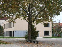 Saniertes Gebäude für Musik und Kunst am Johanna-Geissmar-Gymnasium eingeweiht