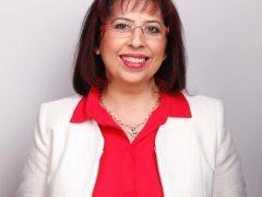 Stella Kirgiane-Efremidou will Oberbürgermeisterin werden