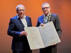 Schriftsteller Dr. Uwe Timm erhält Schillerpreis