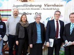 Alexander-von-Humboldt-Schule wird erweitert und saniert