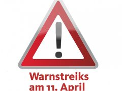 Stadt Mannheim warnt vor Warnstreik