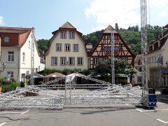 Weinheim ist bereit für Landesturnfest