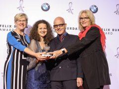 Stadt Mannheim gewinnt Felix Burda Award