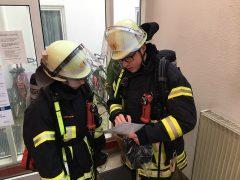 Einsatzmarathon für die Weinheimer Feuerwehr