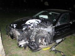 Verkehrsunfall mit fremden Auto verursacht