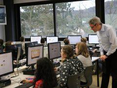 Kreis fördert multimediales Lernen