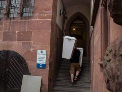 Einspruch gegen die Oberbürgermeisterwahl Weinheim eingelegt