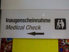 """Ankunftszentrum Heidelberg: """"Nicht ideal, aber machbar"""""""