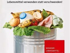 Lebensmittel verwenden, nicht verschwenden