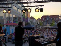 Weinheim rockt den Dürreplatz