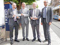 Mannheim stellt Modellstadt-Maßnahmen vor