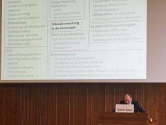 Erster Bürgermeister Specht spricht bei Fachkongress zu Videoüberwachung