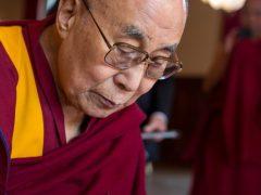 Dalai Lama zu Besuch