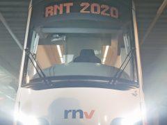 Rhein-Neckar-Verkehr setzt die Zukunft in Szene